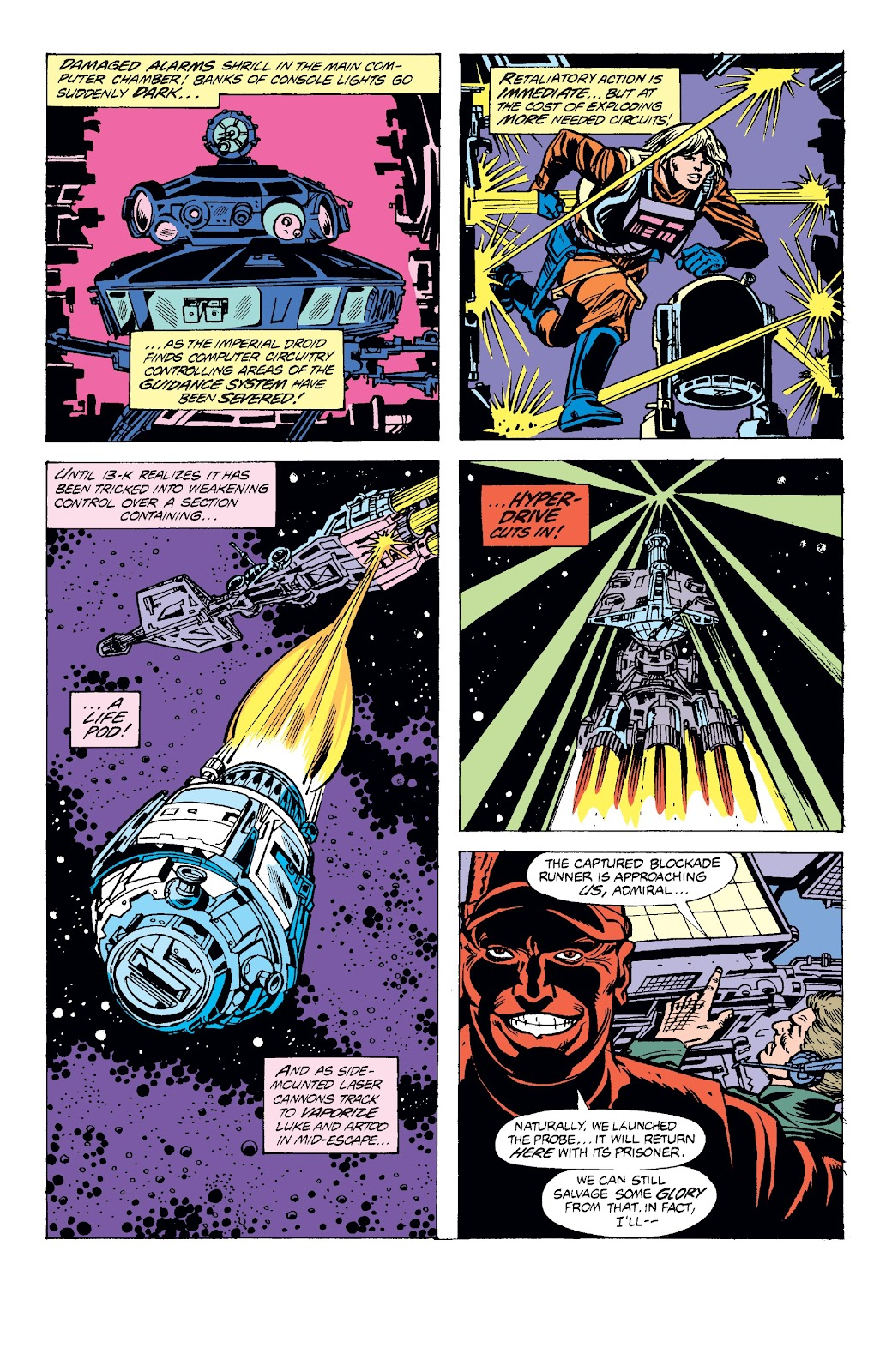 Read online Star Wars Legends: The Original Marvel Years - Epic Collection comic -  Issue # TPB 3 (Part 2) - 33