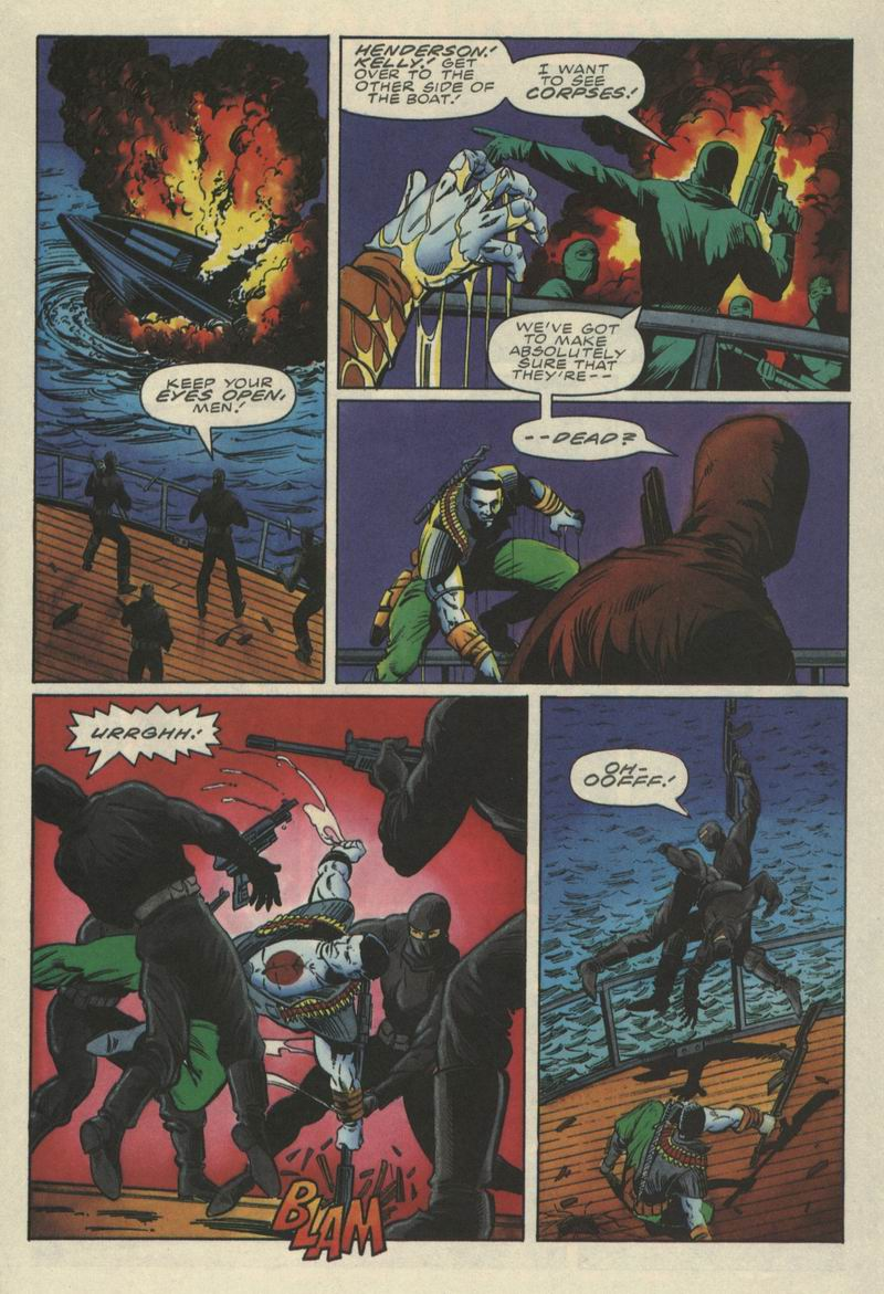 Read online Secret Weapons comic -  Issue #9 - 10