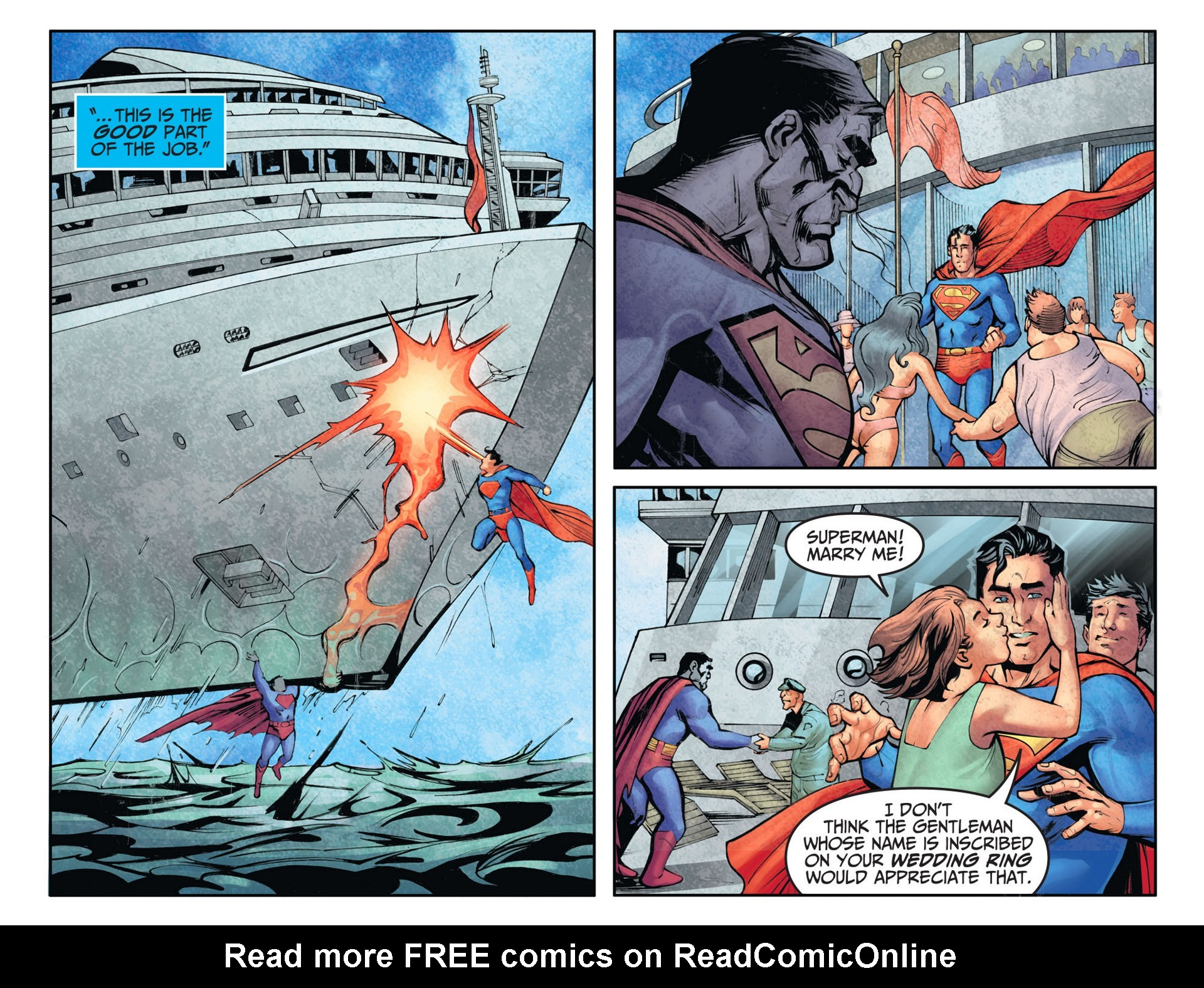 Read online Adventures of Superman [I] comic -  Issue #26 - 18
