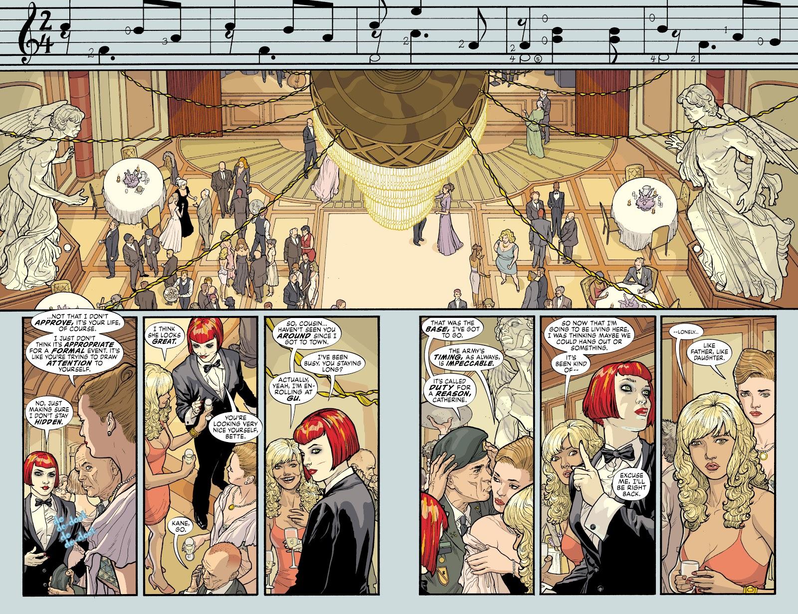 Read online Detective Comics (1937) comic -  Issue # _TPB Batwoman - Elegy (Part 1) - 57
