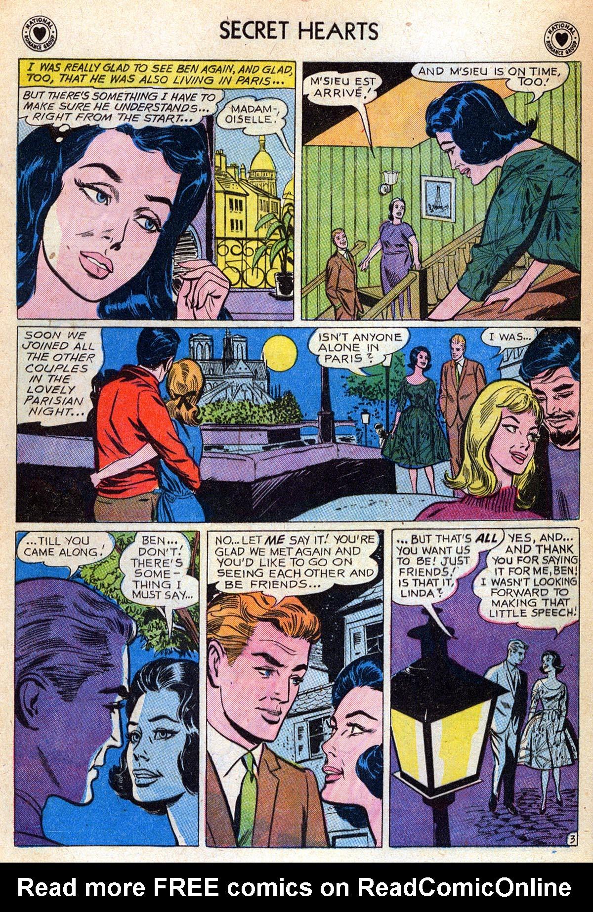 Read online Secret Hearts comic -  Issue #76 - 12