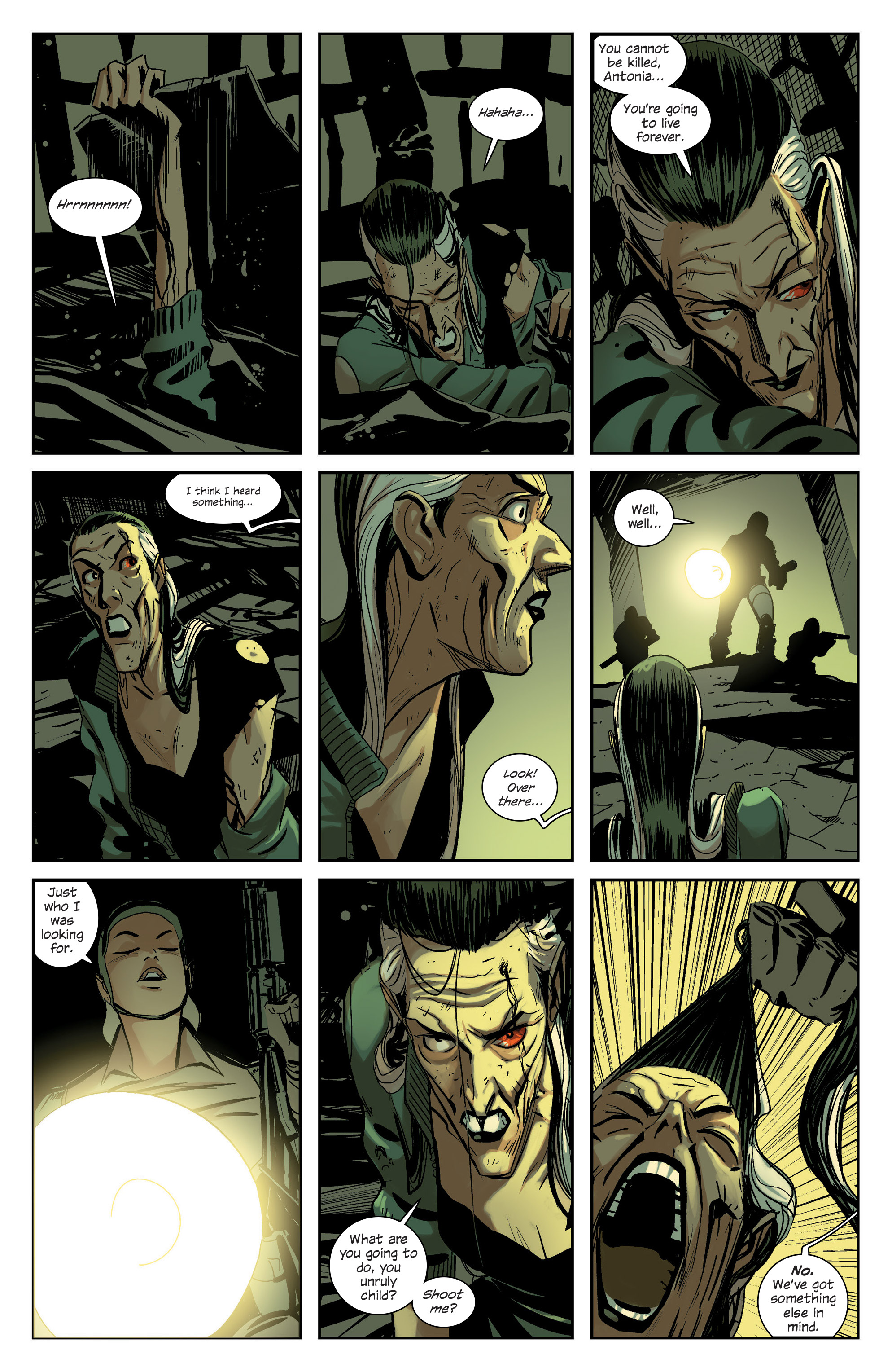 Read online East Of West comic -  Issue #33 - 23