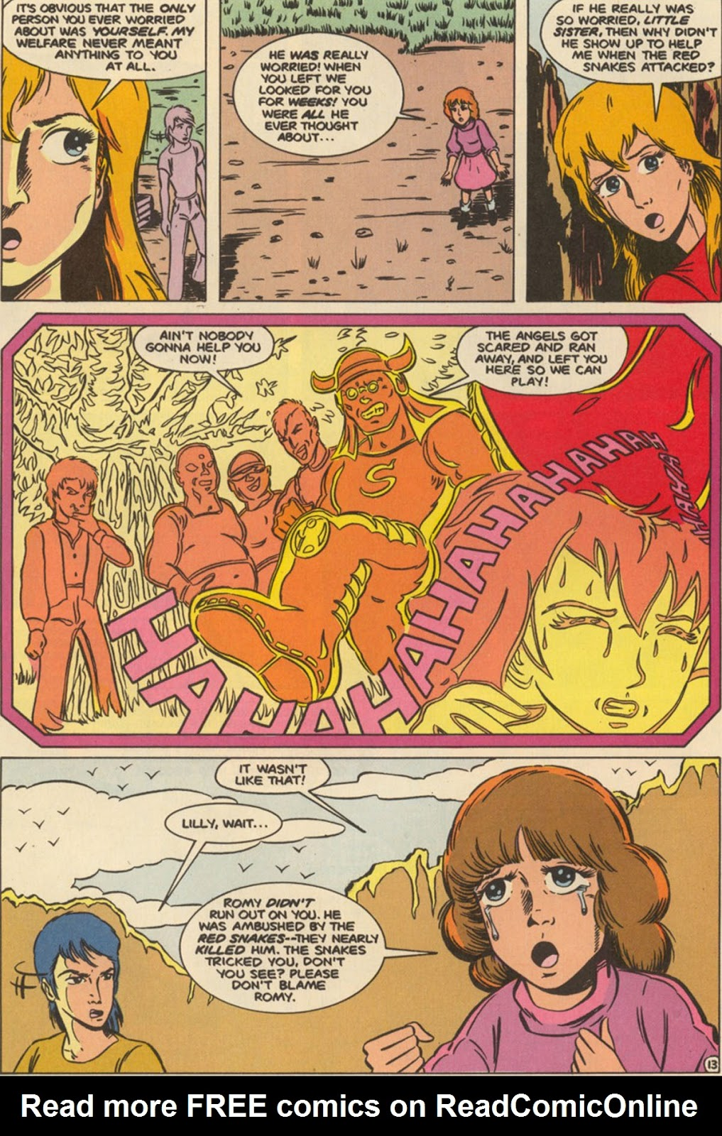 Robotech The New Generation issue 6 - Page 17