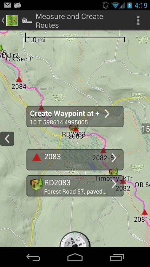 BackCountry Navigator PRO GPS v5.2.2 APK Travel & Local Apps Free Download