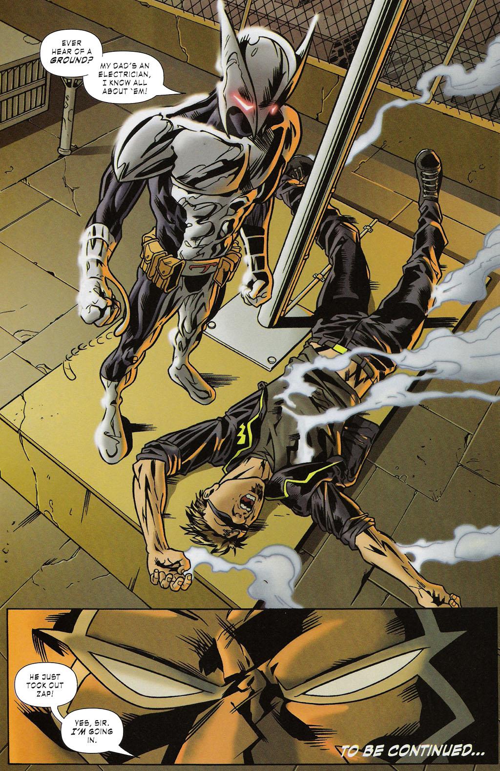 Read online ShadowHawk (2005) comic -  Issue #2 - 24