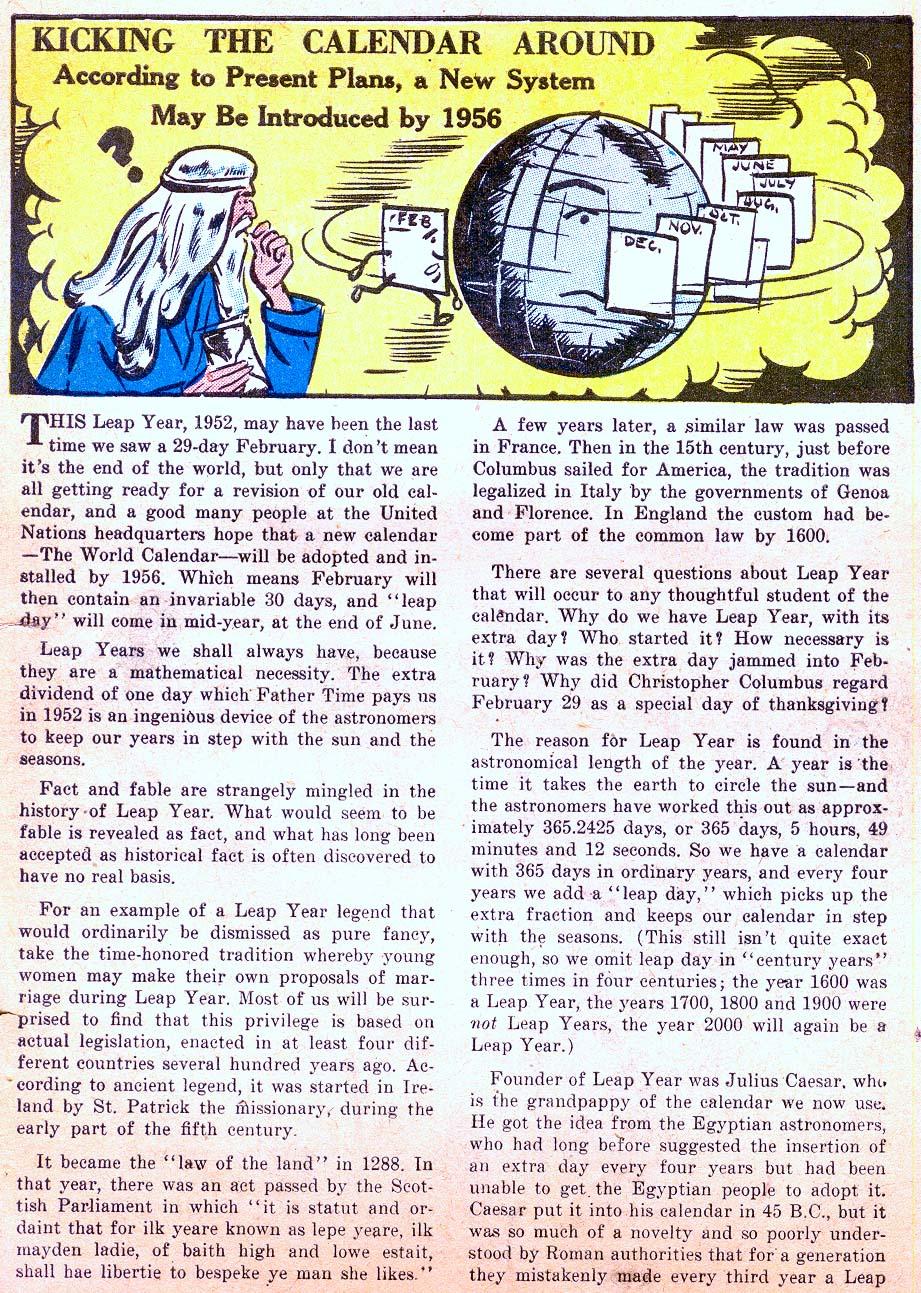 Read online Adventure Comics (1938) comic -  Issue #178 - 33
