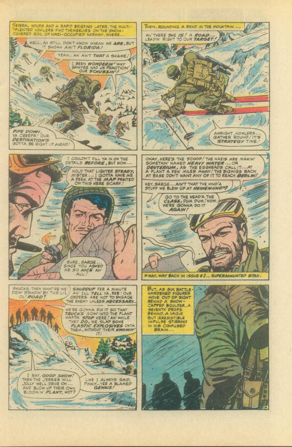 Read online Sgt. Fury comic -  Issue #93 - 9