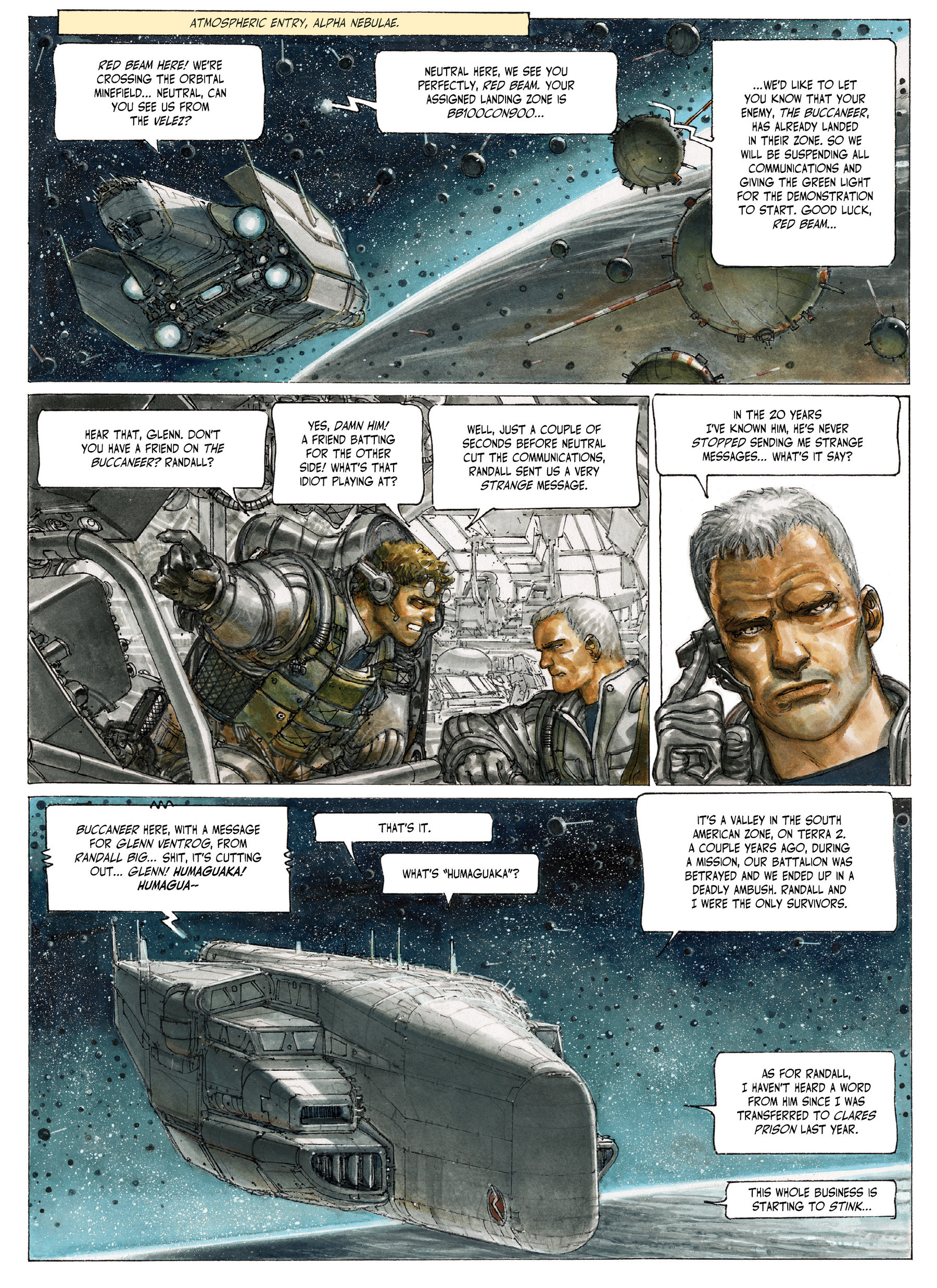 Read online The Fourth Power comic -  Issue #4 - 6