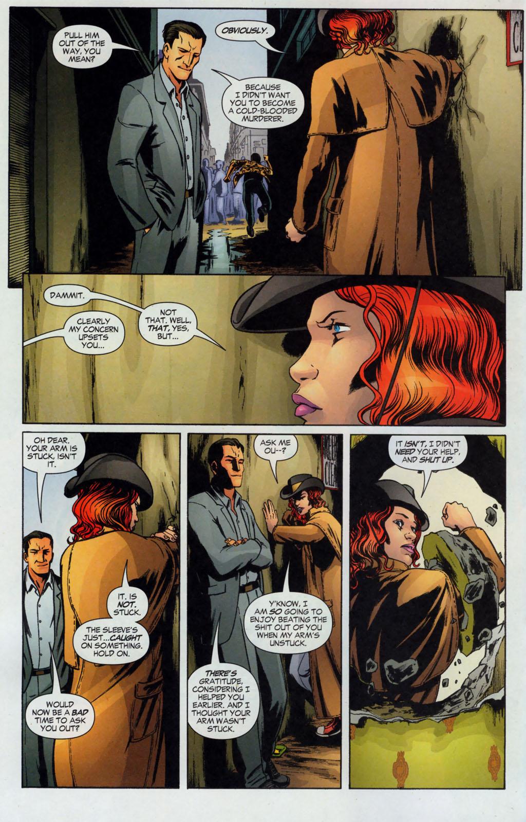 Read online Fallen Angel (2003) comic -  Issue #12 - 14