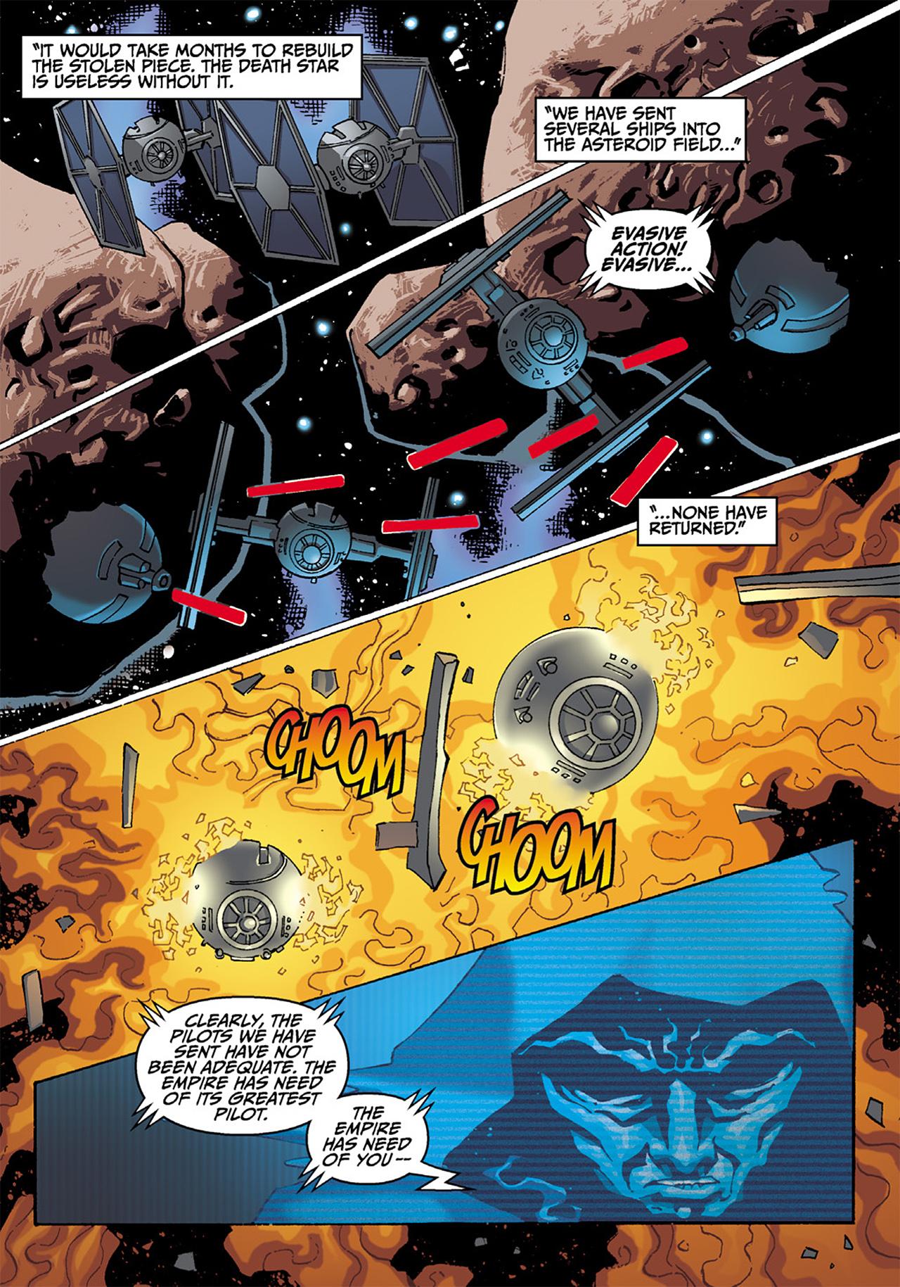 Read online Star Wars Omnibus comic -  Issue # Vol. 33 - 252