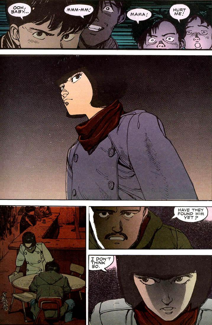 Read online Akira comic -  Issue #1 - 37