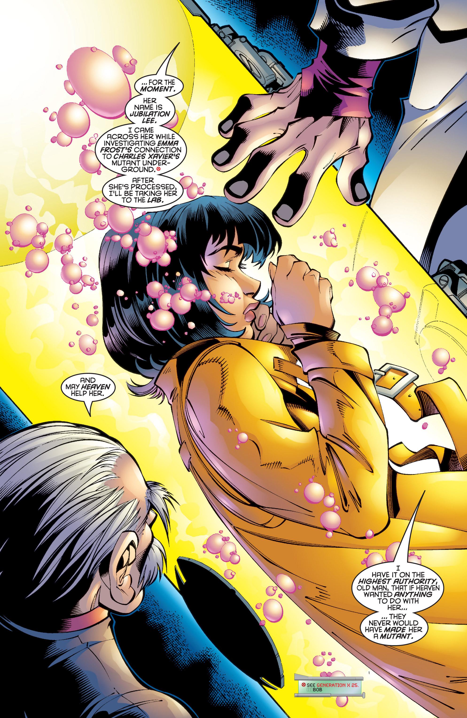 Read online Uncanny X-Men (1963) comic -  Issue #343 - 15