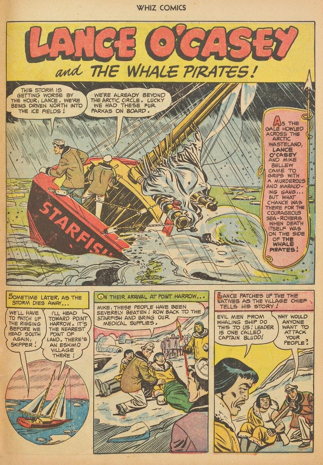 Read online WHIZ Comics comic -  Issue #153 - 29