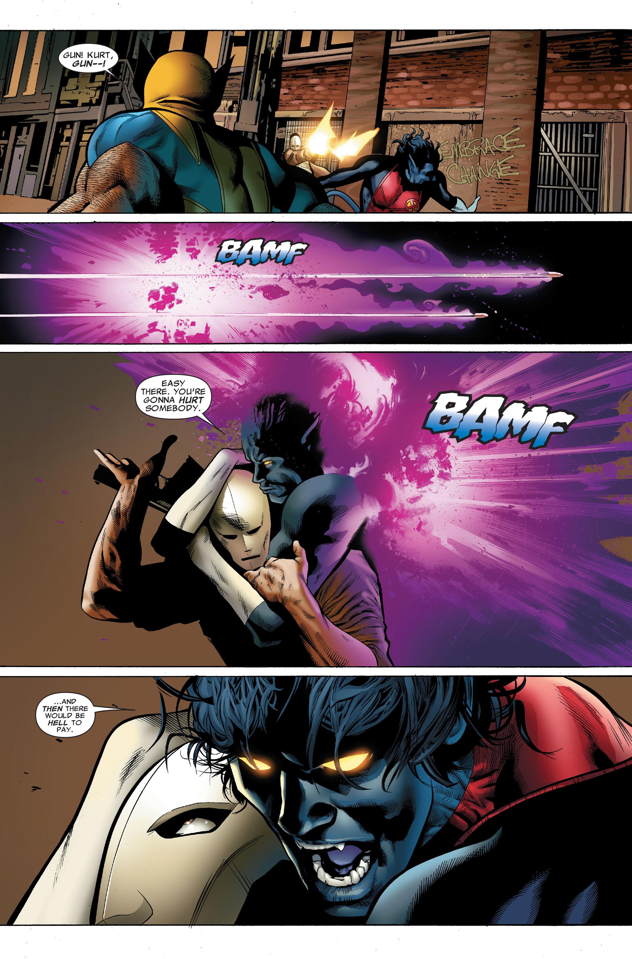 Read online Uncanny X-Men (1963) comic -  Issue #502 - 5