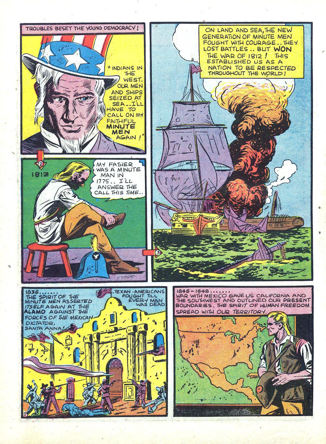 Read online Sensation (Mystery) Comics comic -  Issue #11 - 34