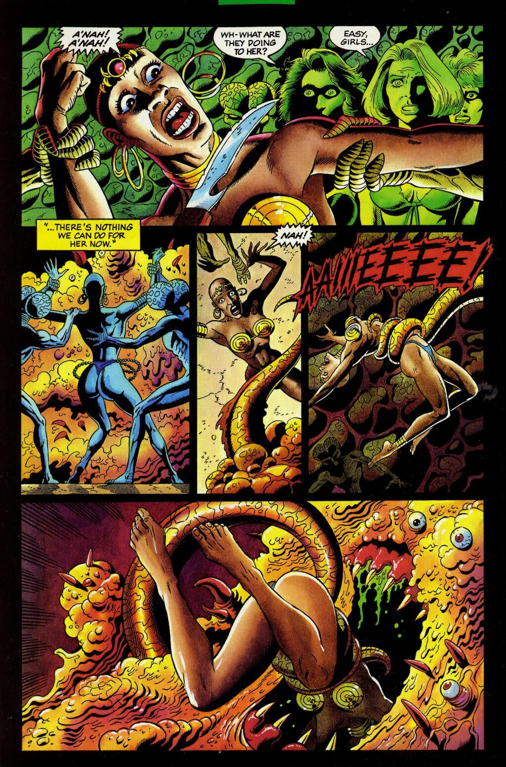 Read online Turok, Dinosaur Hunter (1993) comic -  Issue #33 - 9