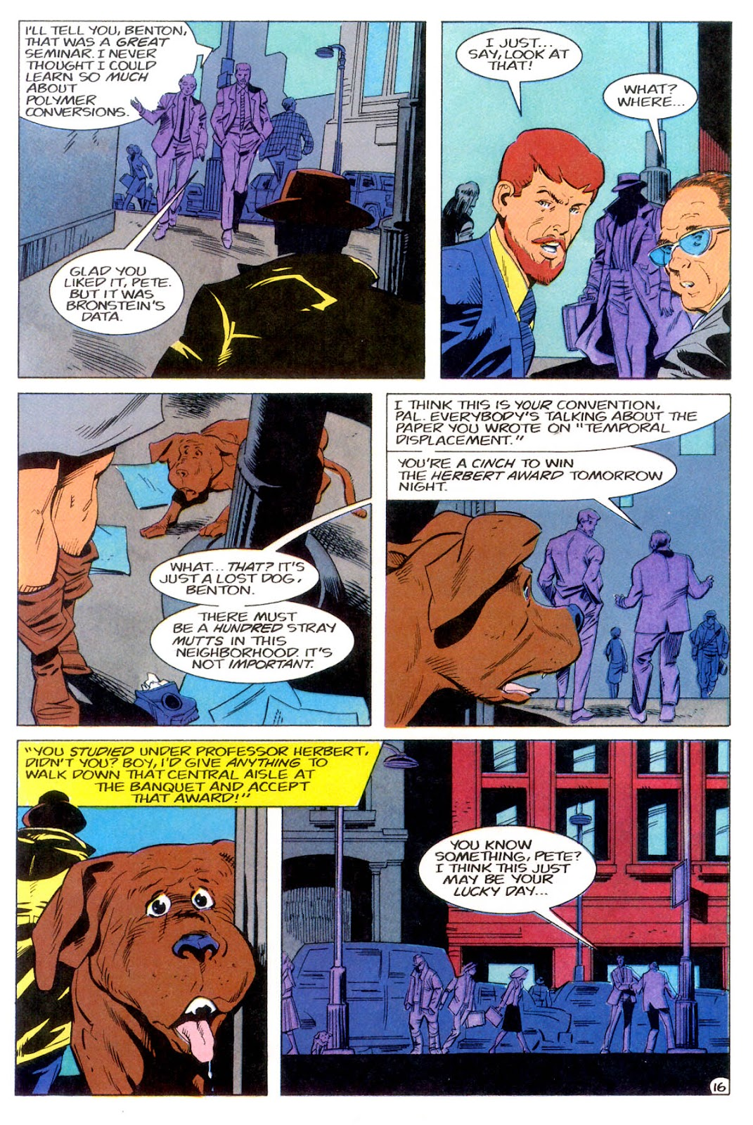 Jonny Quest (1986) issue 11 - Page 19