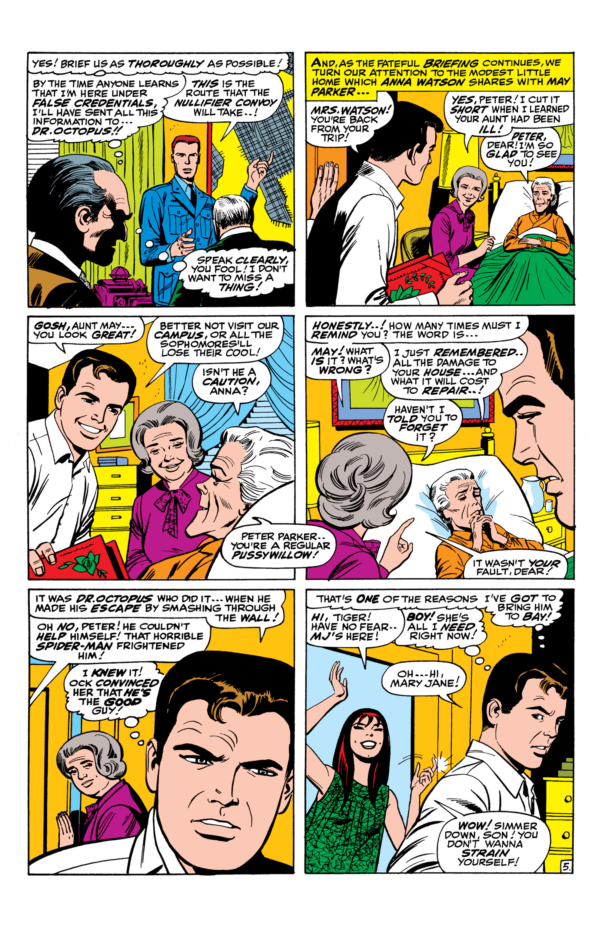 The Amazing Spider-Man (1963) 55 Page 5