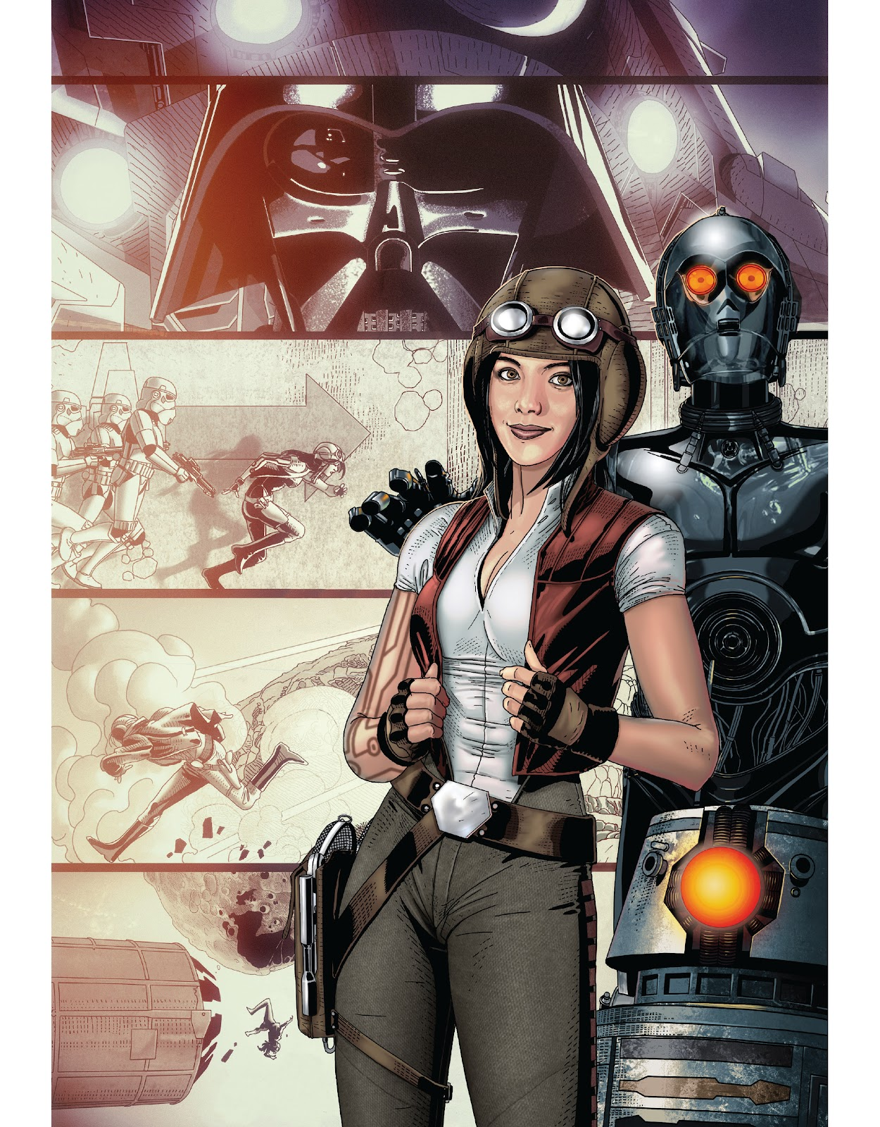 Read online The Marvel Art of Star Wars comic -  Issue # TPB (Part 1) - 69