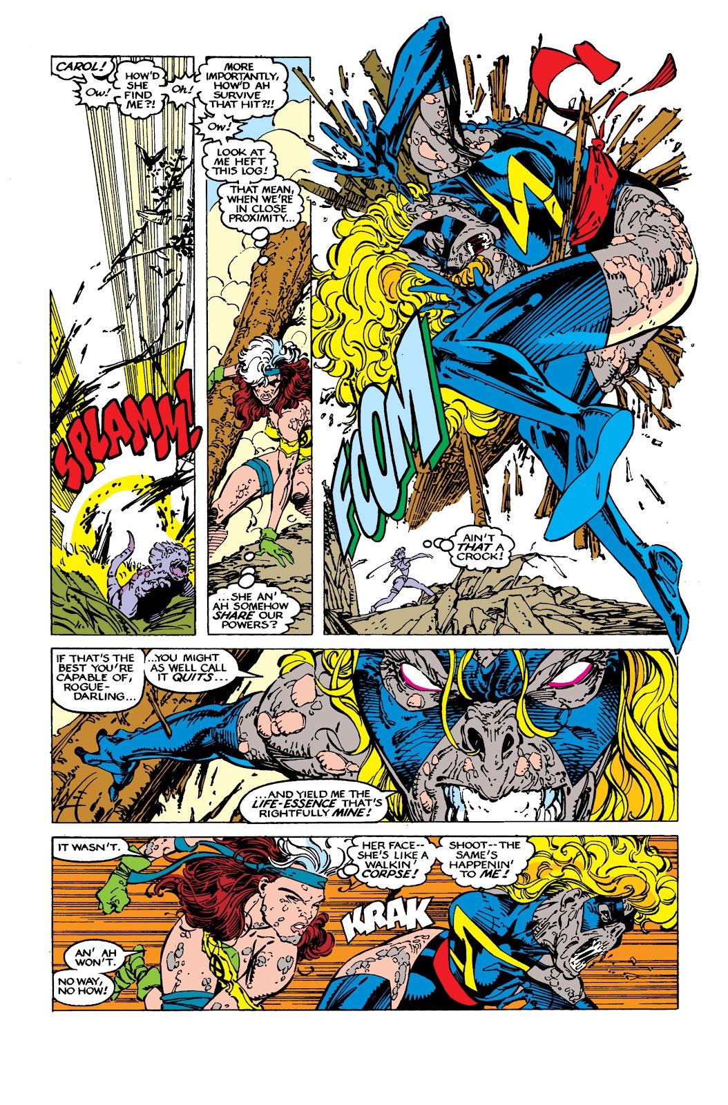 Uncanny X-Men (1963) issue 269 - Page 18