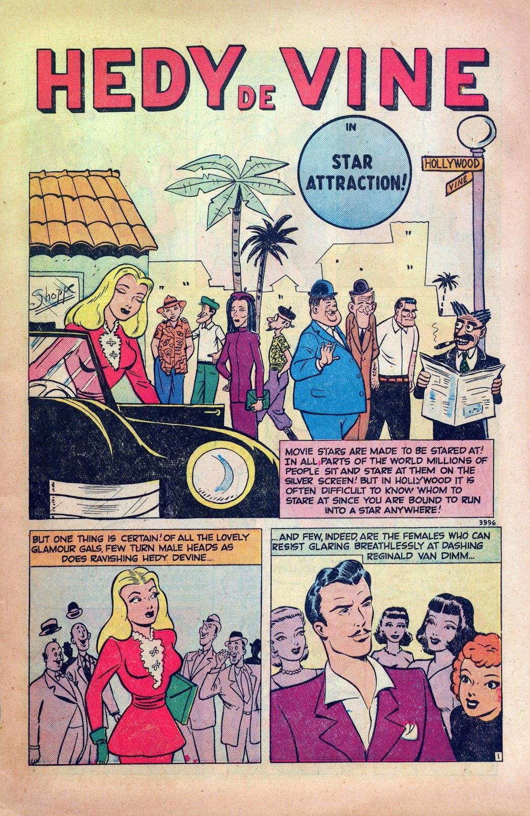 Read online Joker Comics comic -  Issue #42 - 3