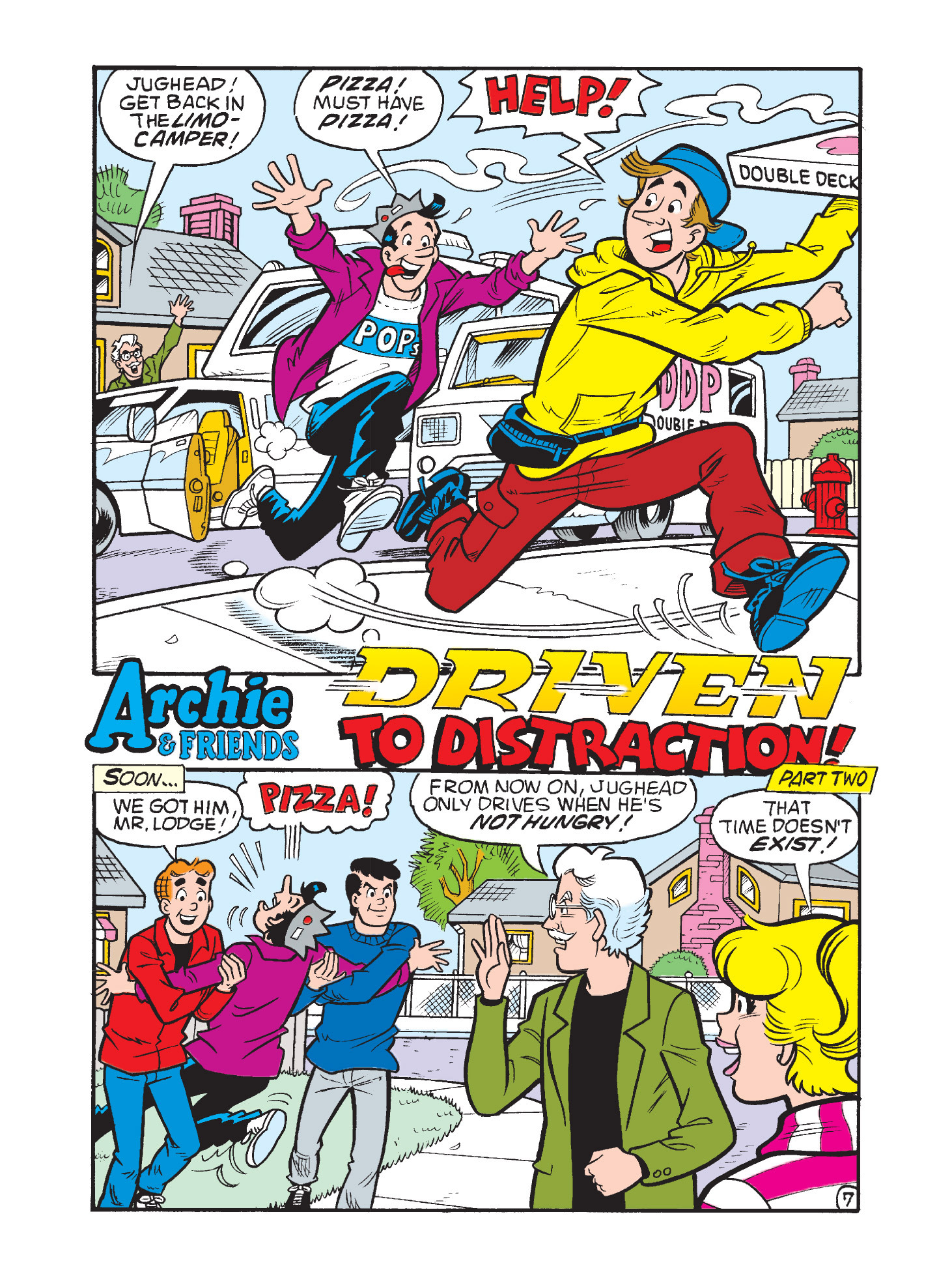 Read online Archie's Funhouse Double Digest comic -  Issue #3 - 14