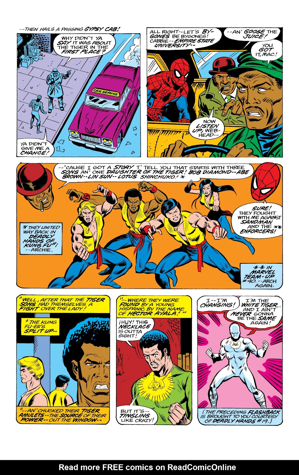 Read online Marvel Masterworks: The Spectacular Spider-Man comic -  Issue # TPB (Part 2) - 51