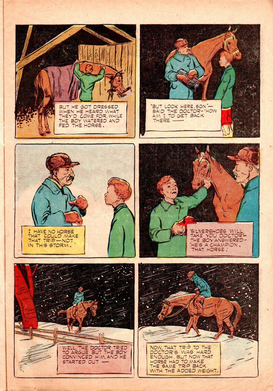 Read online Animal Comics comic -  Issue #19 - 43