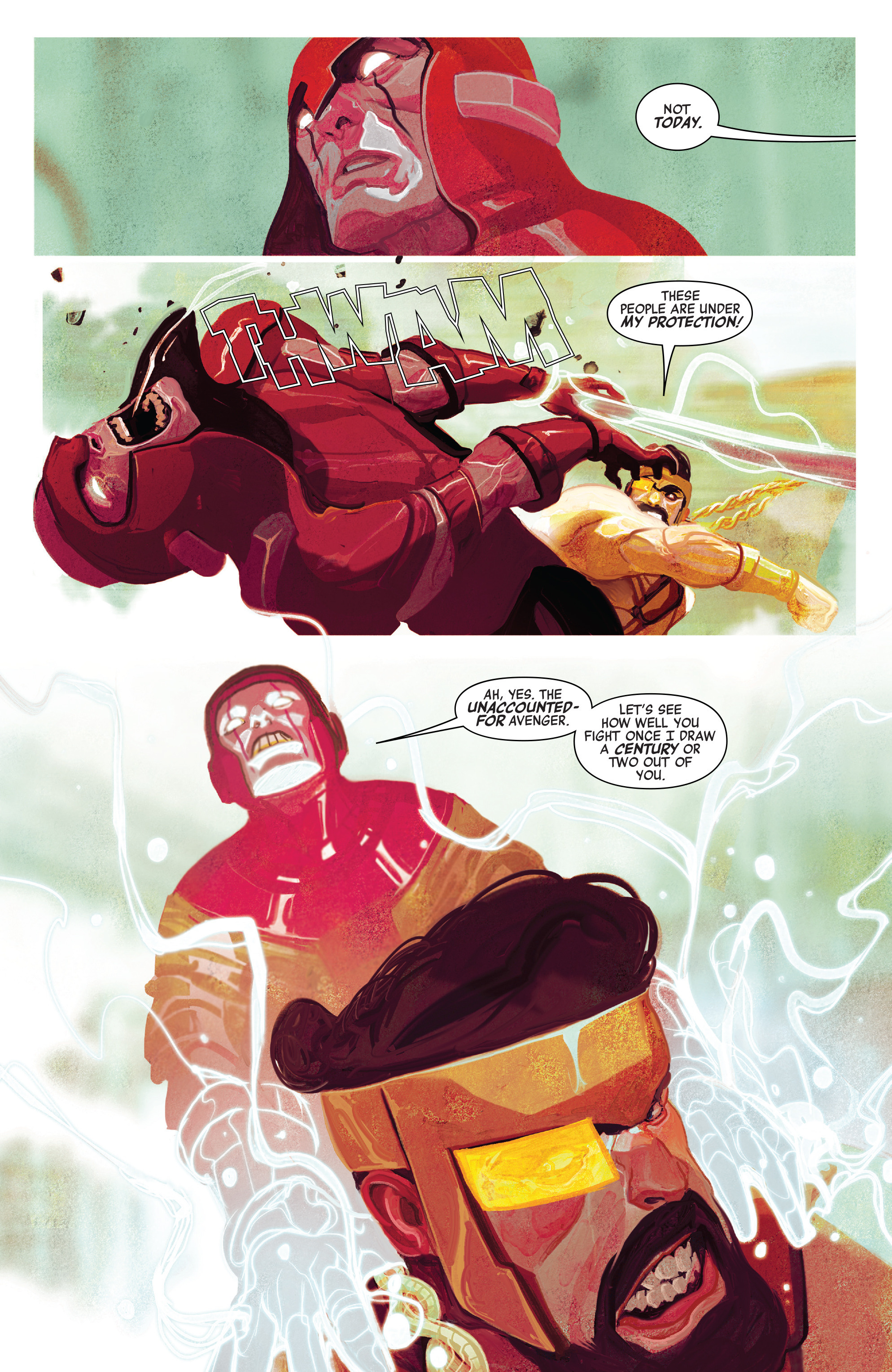 Read online Avengers (2016) comic -  Issue #2 - 15