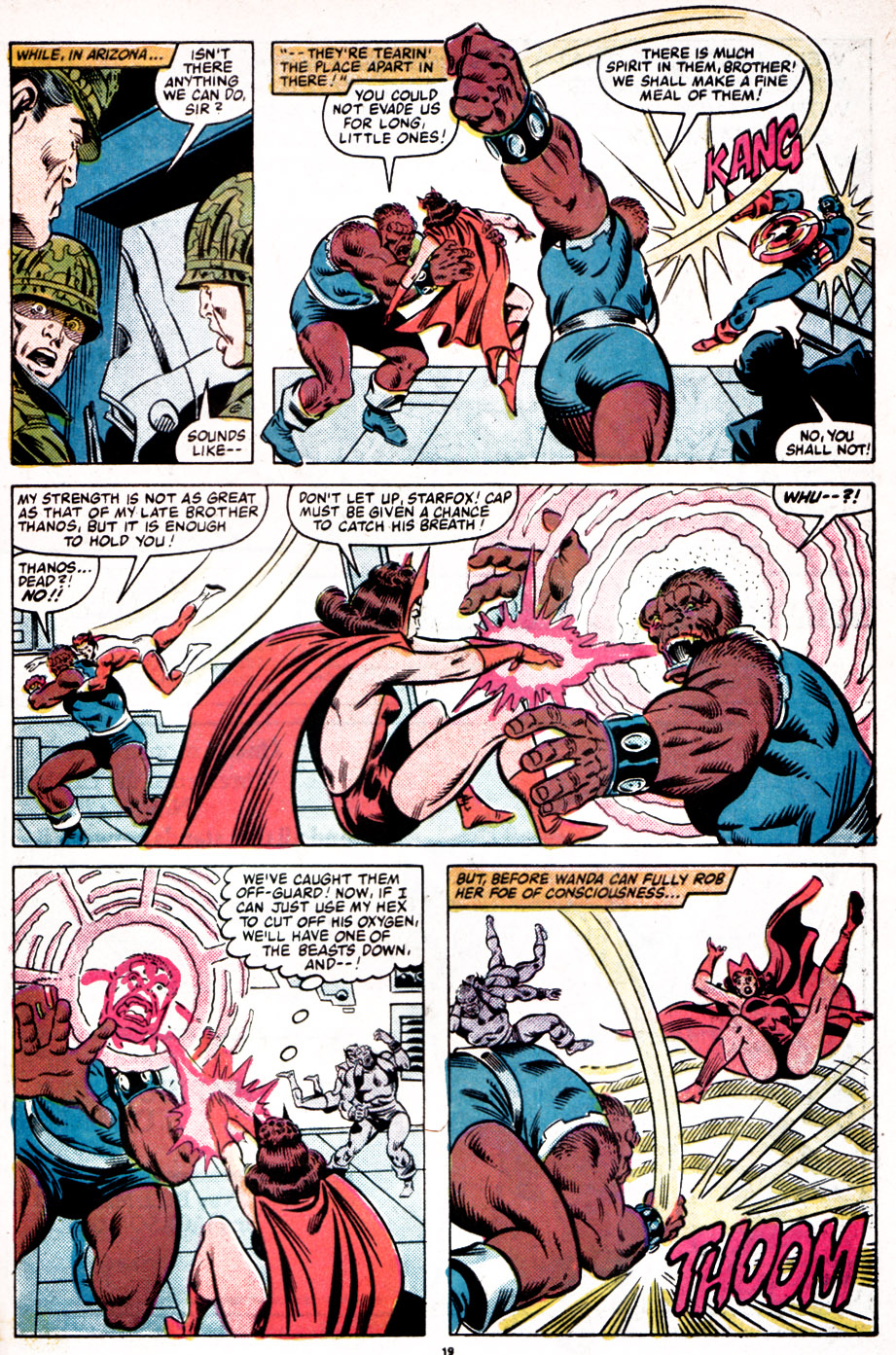 The Avengers (1963) 252 Page 19