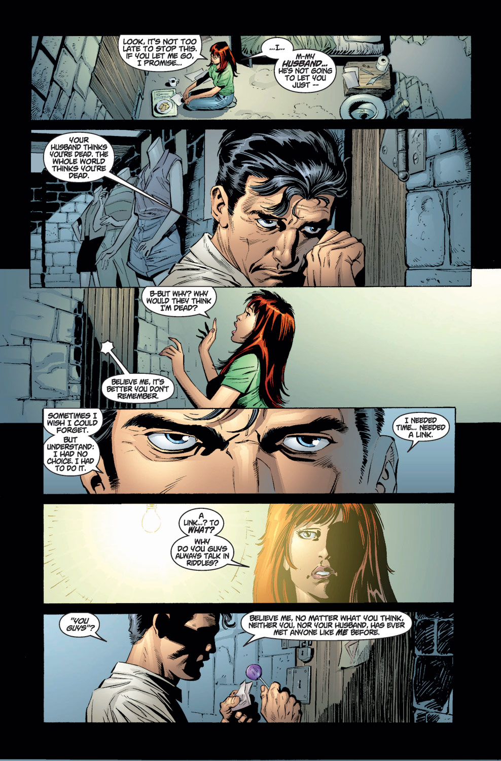 The Amazing Spider-Man (1999) 29 Page 9