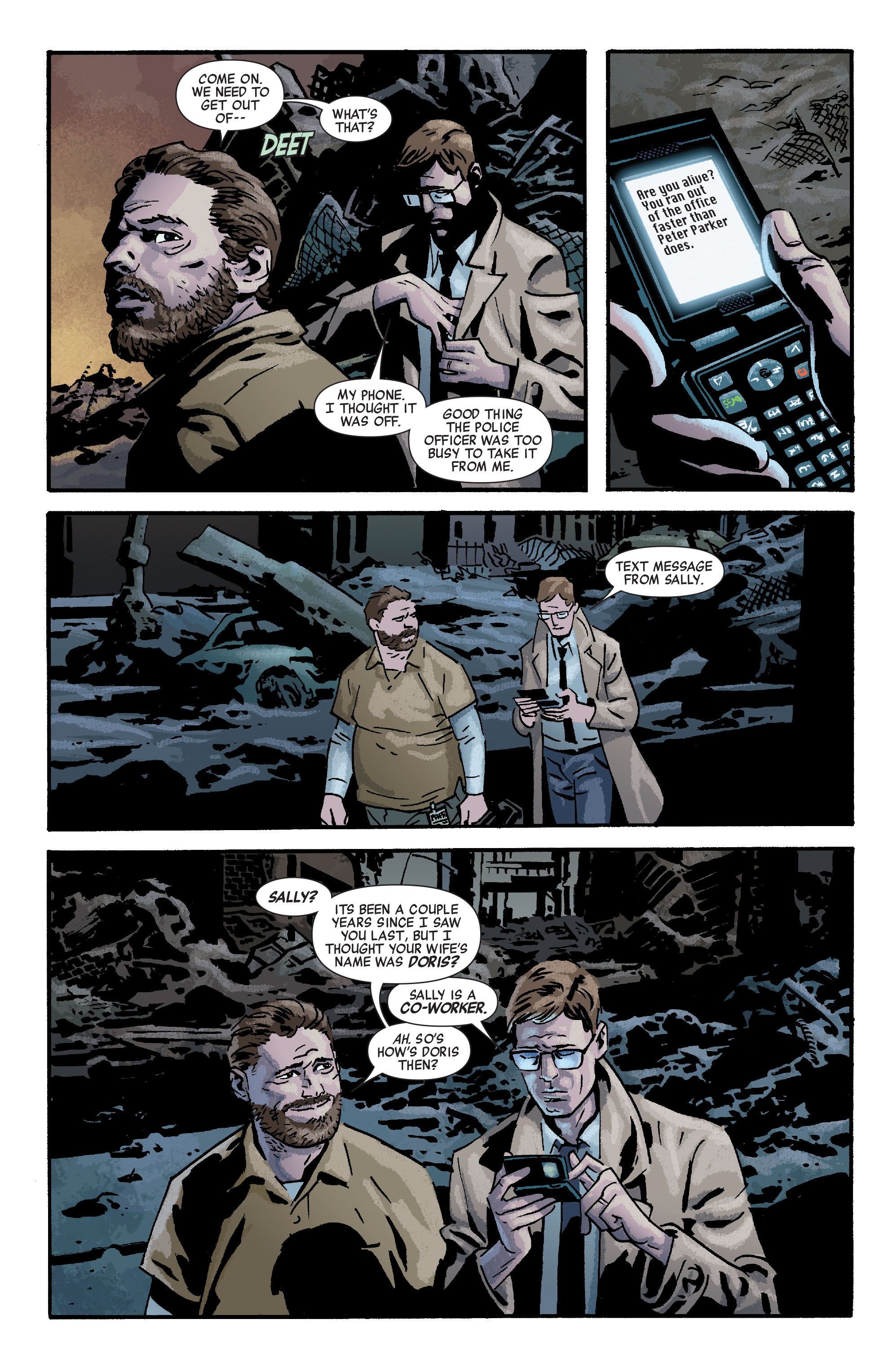 Read online Siege: Embedded comic -  Issue #1 - 11