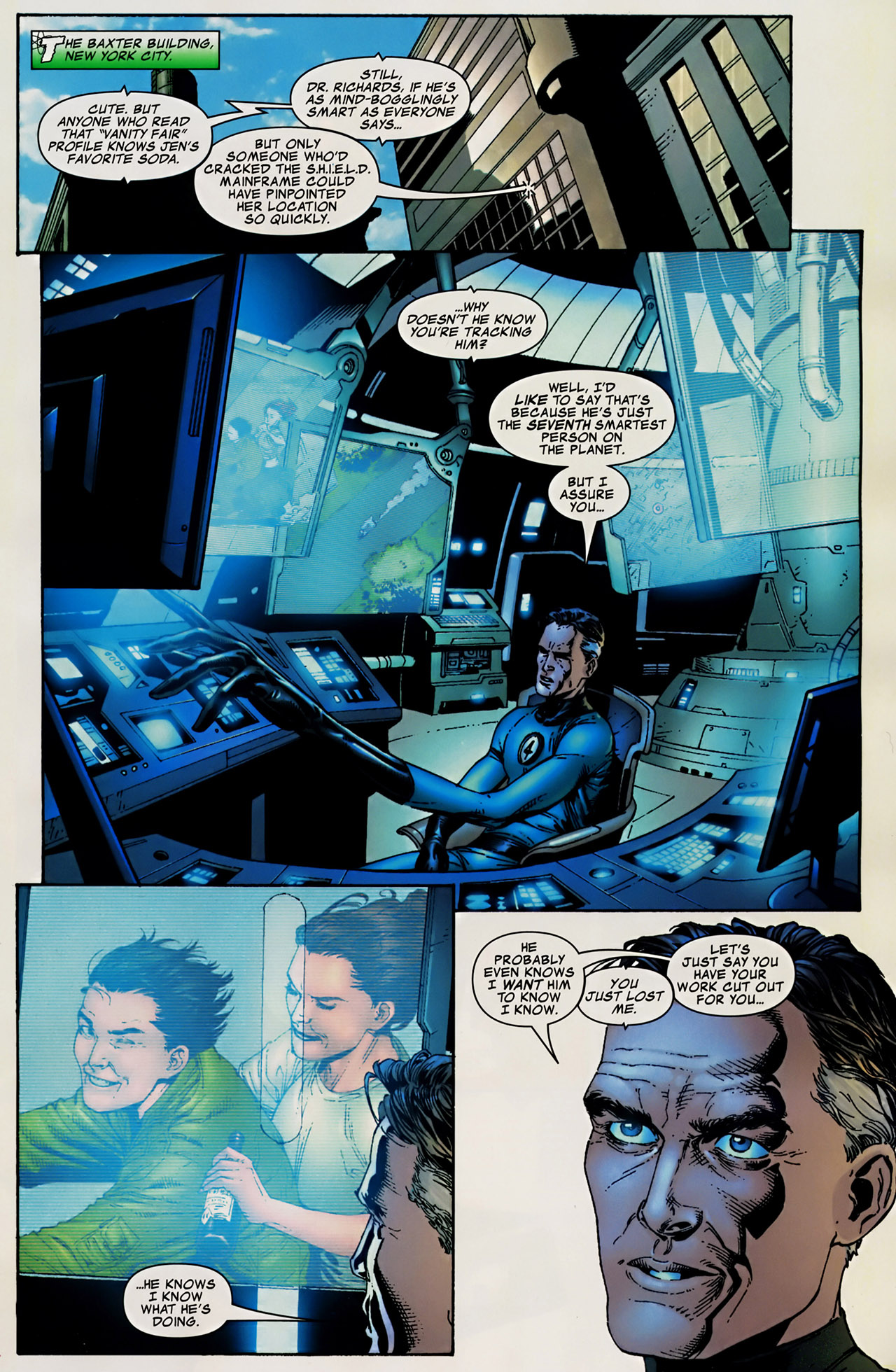 Read online The Incredible Hulk (2000) comic -  Issue #106 - 7
