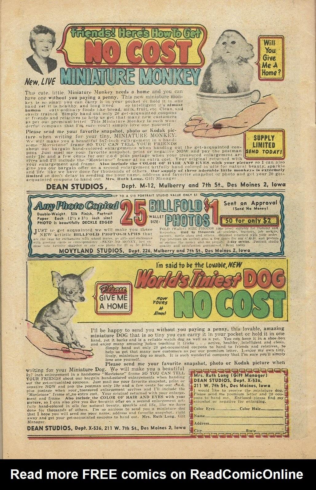 Read online Fightin' Navy comic -  Issue #81 - 34