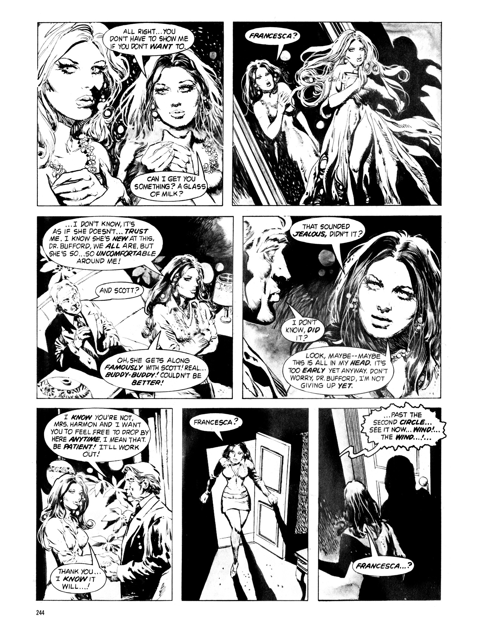 Read online Eerie Archives comic -  Issue # TPB 18 - 241