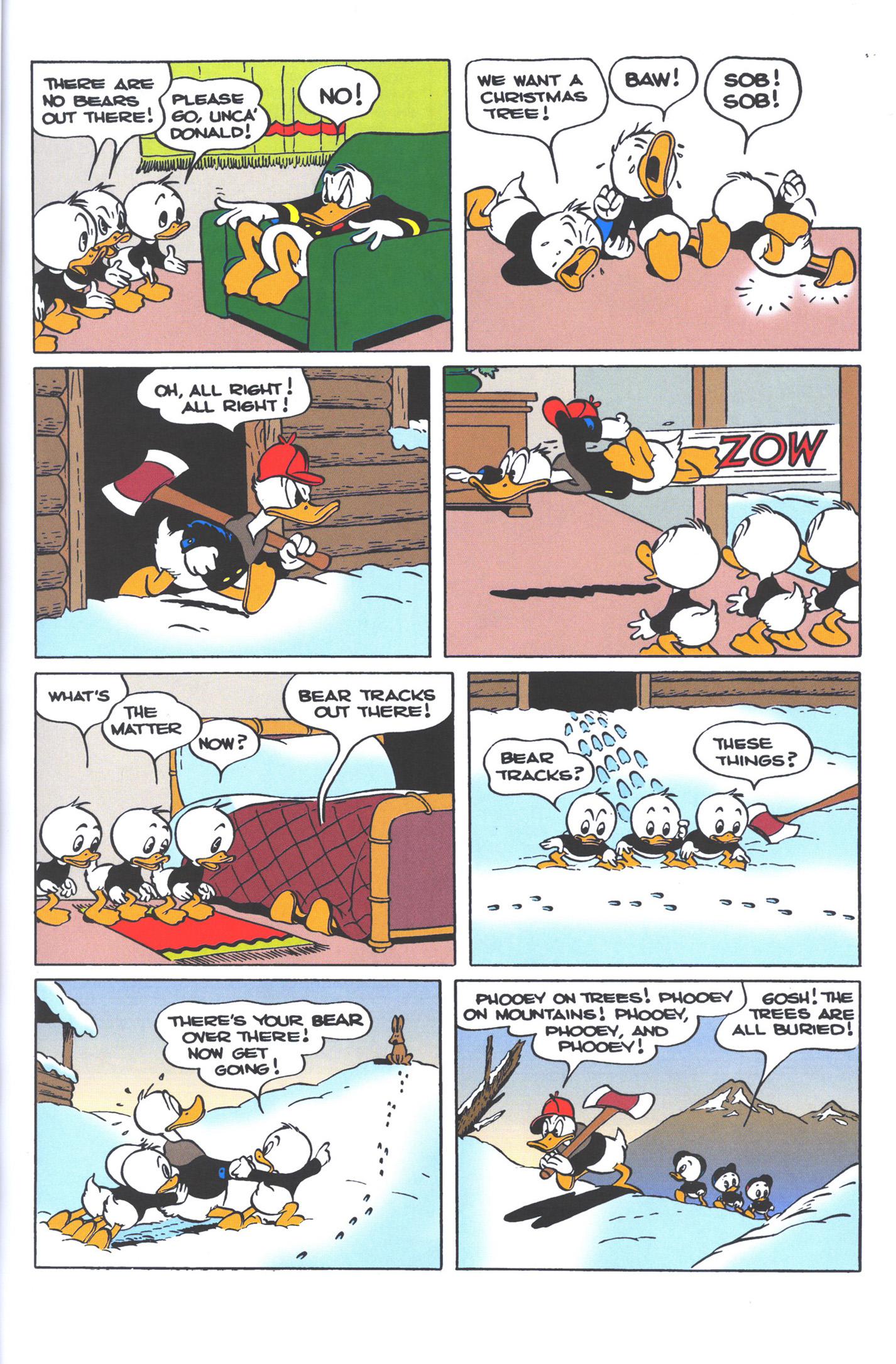 Read online Uncle Scrooge (1953) comic -  Issue #372 - 9