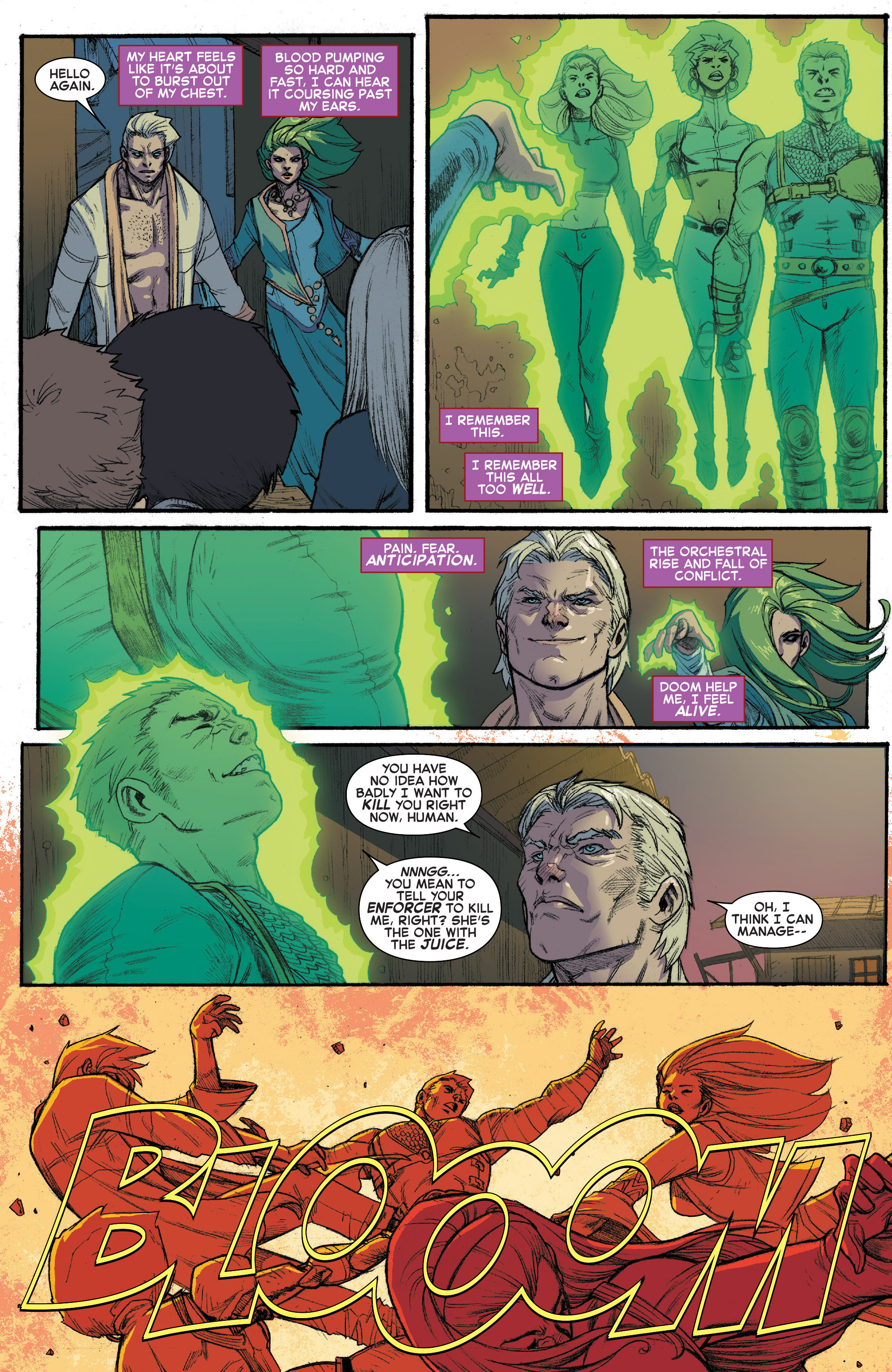 Read online House of M (2015) comic -  Issue #3 - 18