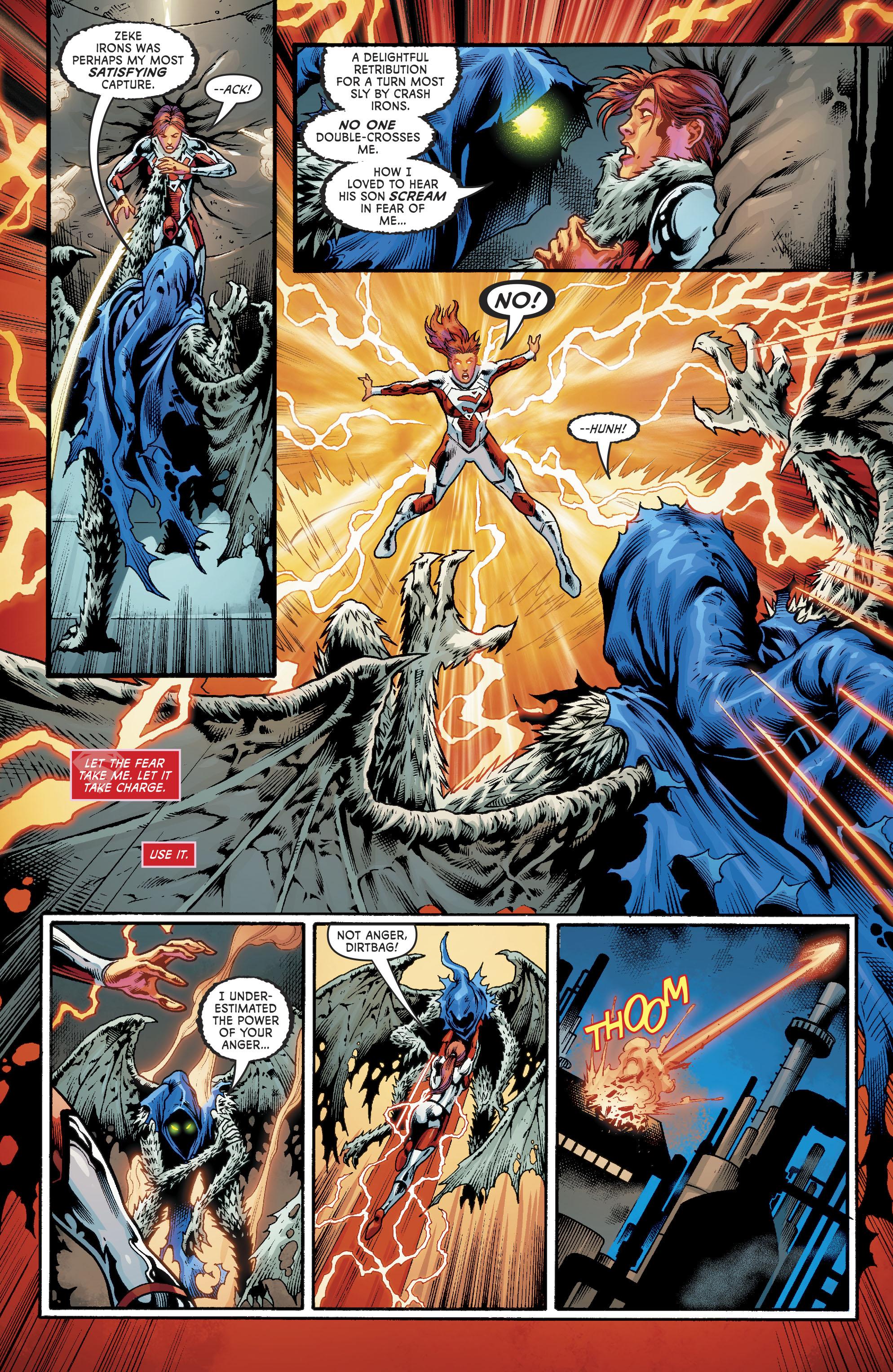 Read online Superwoman comic -  Issue #11 - 17
