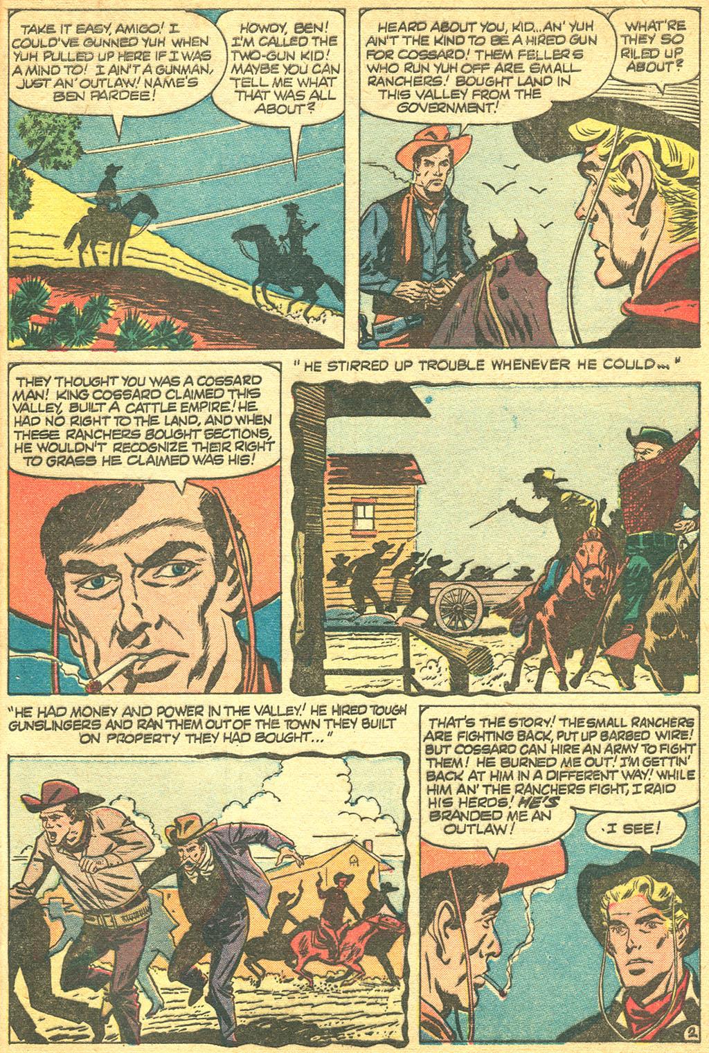 Read online Two-Gun Kid comic -  Issue #34 - 28