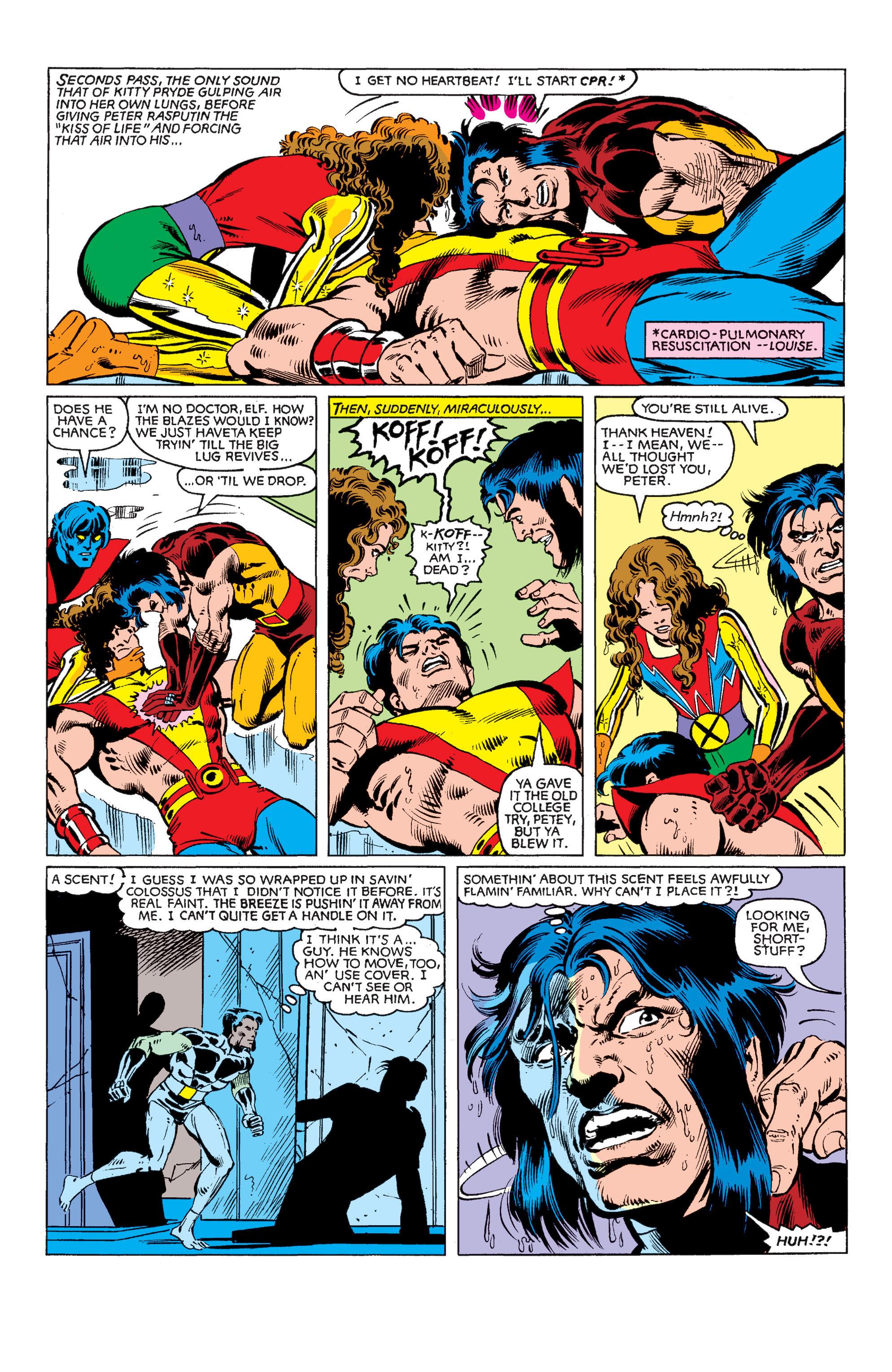 Read online Uncanny X-Men (1963) comic -  Issue #150 - 16