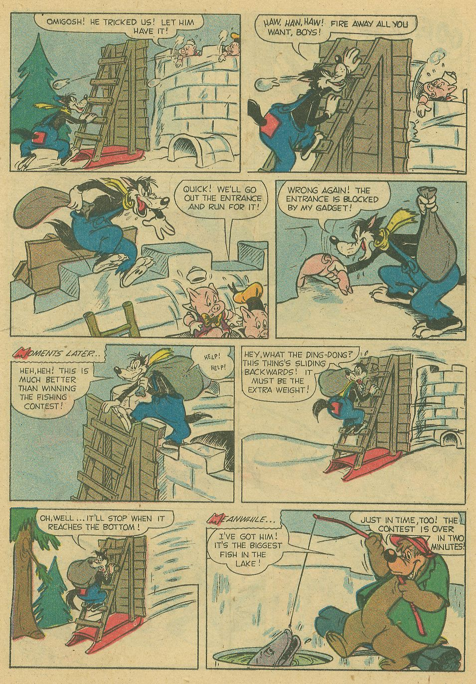 Walt Disney's Comics and Stories issue 198 - Page 17