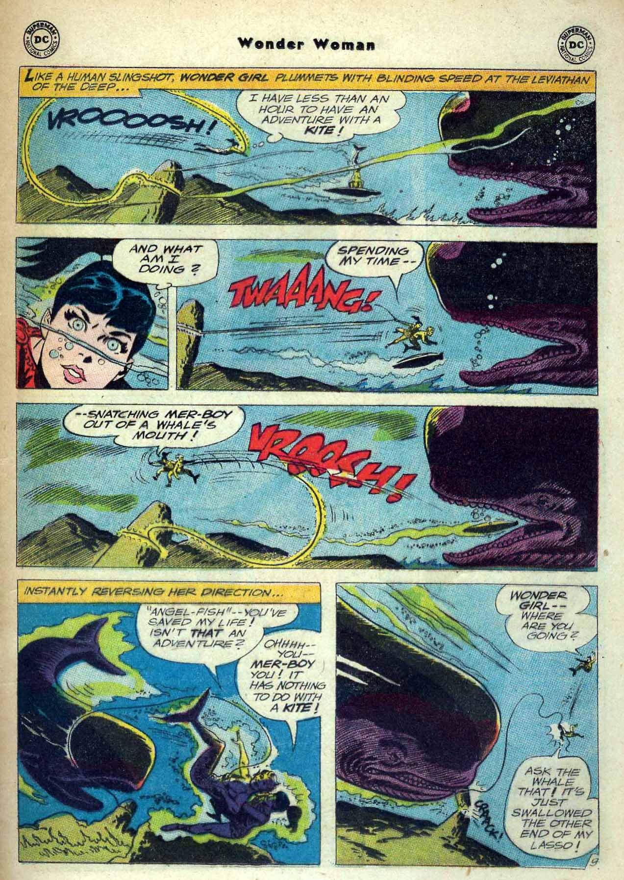Read online Wonder Woman (1942) comic -  Issue #138 - 13