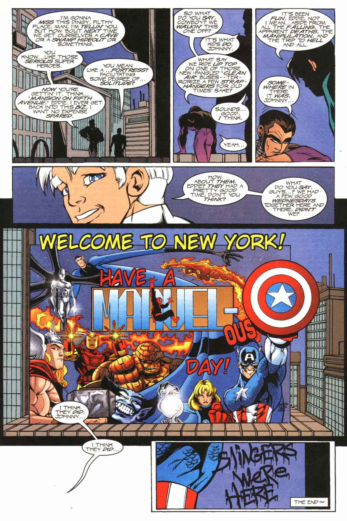 Read online Slingers comic -  Issue #12 - 31