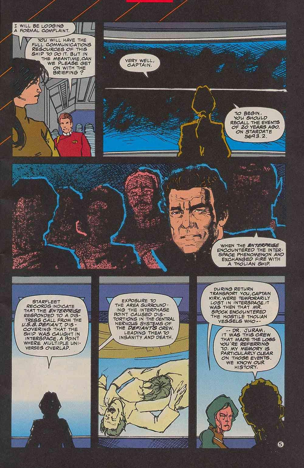 Read online Star Trek (1989) comic -  Issue # _Special 2 - 7