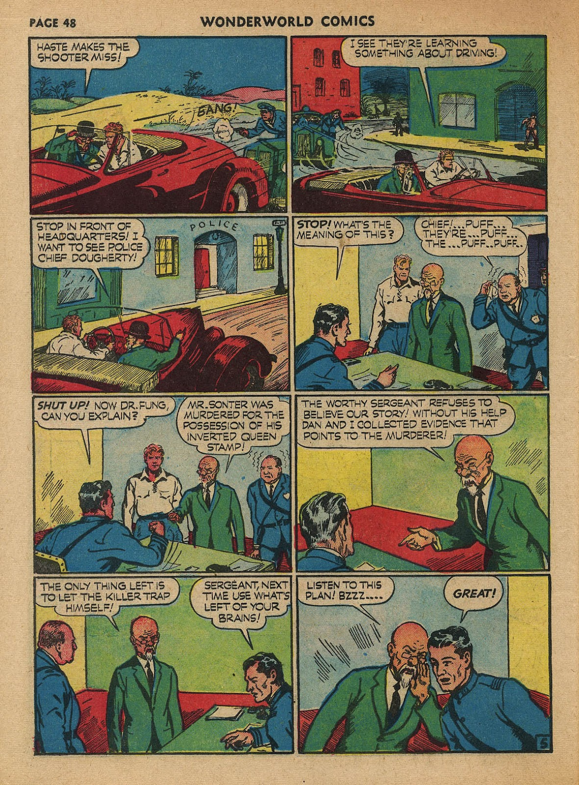 Wonderworld Comics issue 23 - Page 49