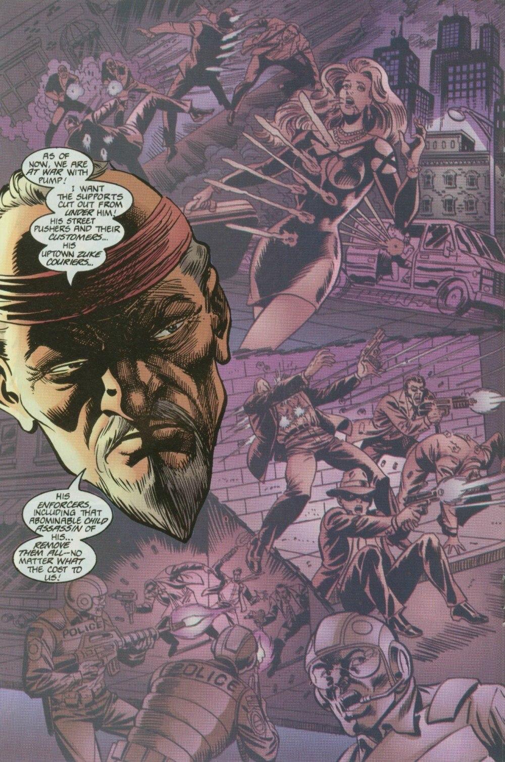 Read online Sludge comic -  Issue #9 - 18