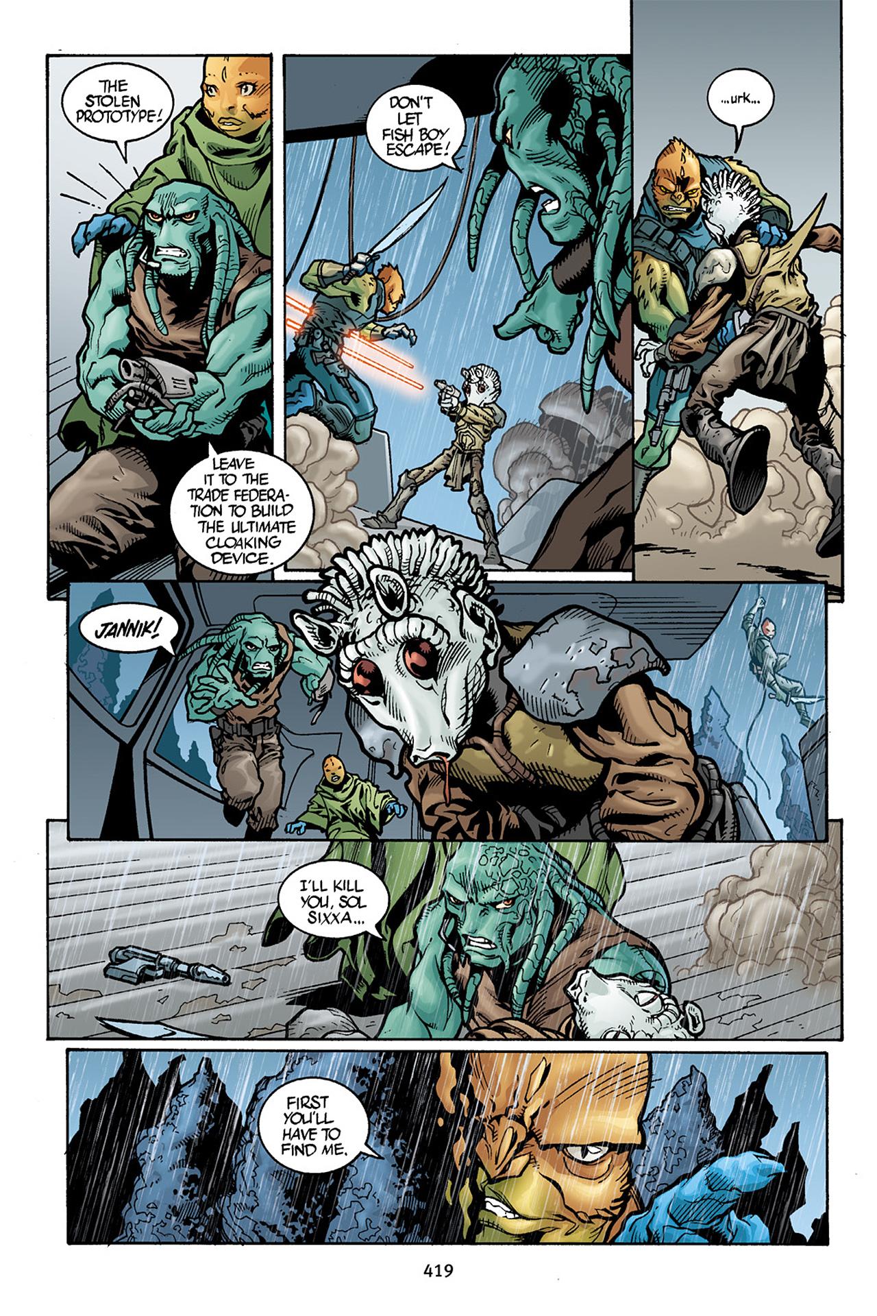 Read online Star Wars Omnibus comic -  Issue # Vol. 10 - 412