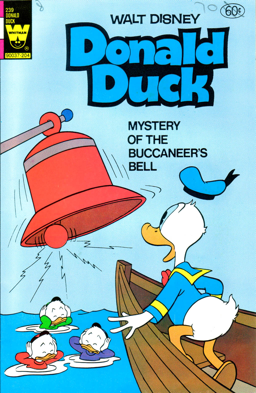 Walt Disney's Donald Duck (1952) issue 239 - Page 1