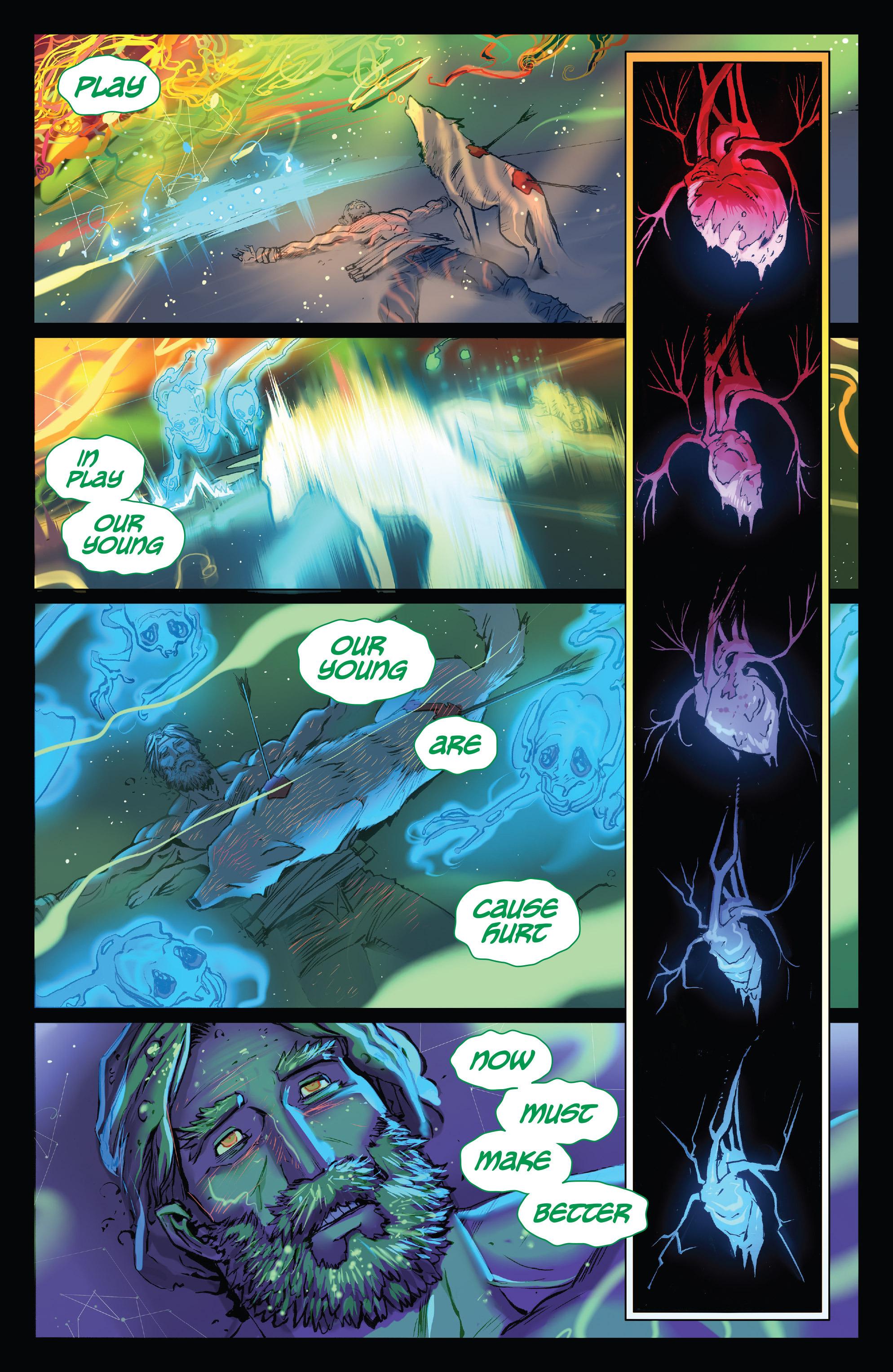 Read online Klaus comic -  Issue #6 - 22