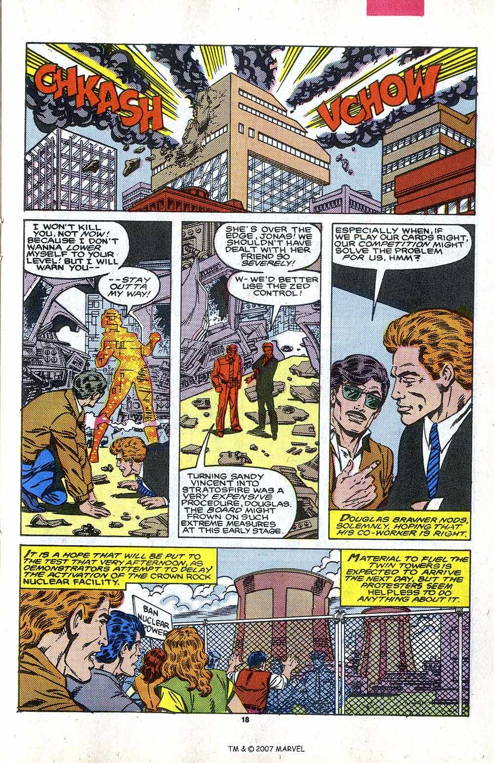 Iron Man Annual issue 9 - Page 23